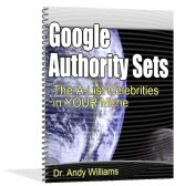 Google Authority Sets